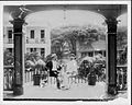 Porch of Hawaiian Hotel, photograph by Frank Davey (PP-42-7-008).jpg