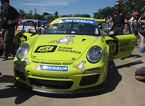 2013 Australian Carrera Cup Championship - Reigning champion Craig Baird successfully defended his title, and won his fifth Australian Carrera Cup Championship