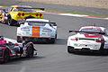 Porsche 911 RSR, Aston Martin Vantage V8 and Corvette C6 ZR1 (8669462762).jpg