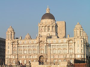 Port of Liverpool Building - The Port of Liverpool Building