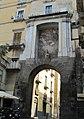 Porta San Gennaro - Affresco di Mattia Preti.jpg