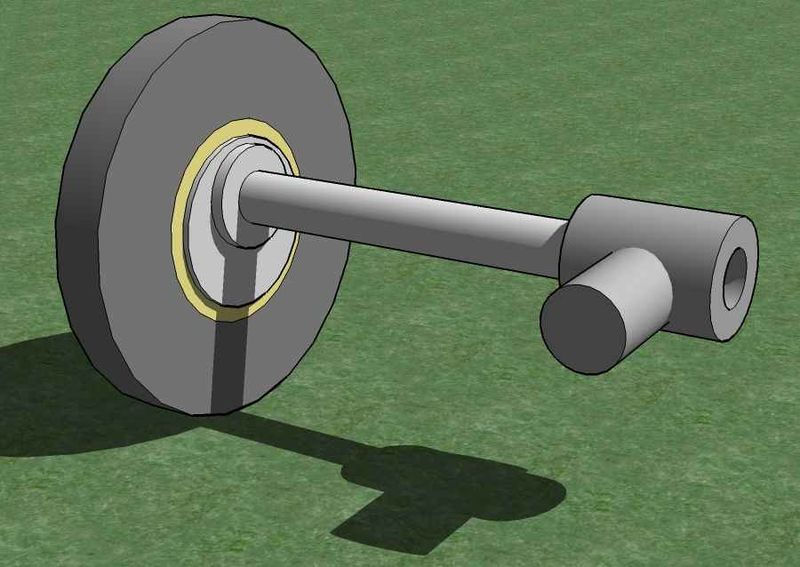Portal Axle Design : Newhilux view topic theory hilux ifs portal axles