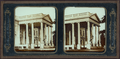 Portico of the White House. Washington, D. C, by Langenheim, Frederick, 1809-1879.png