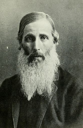 Knightbridge Professor of Philosophy - Portrait of Henry Sidgwick