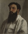 Portrait of Jules Bordet (Gustave Courbet) - Nationalmuseum - 36495.tif