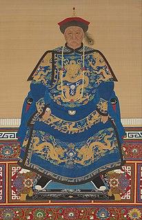 Oboi Manchu Qing Dynasty statesman