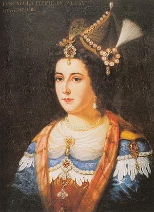 Emetullah Rabia Gülnuş Sultan - Image: Portrait of Rabia Gülnuş