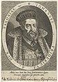 Portret van Johann Friedrich II van Saksen Saxoniae Ducum (serietitel), RP-P-1911-5114.jpg