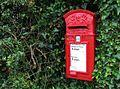 Postbox, Orlock - geograph.org.uk - 1402182.jpg