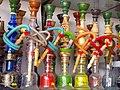 Pottery in Iran - qom فروشگاه سفال در ایران، قم 20.jpg