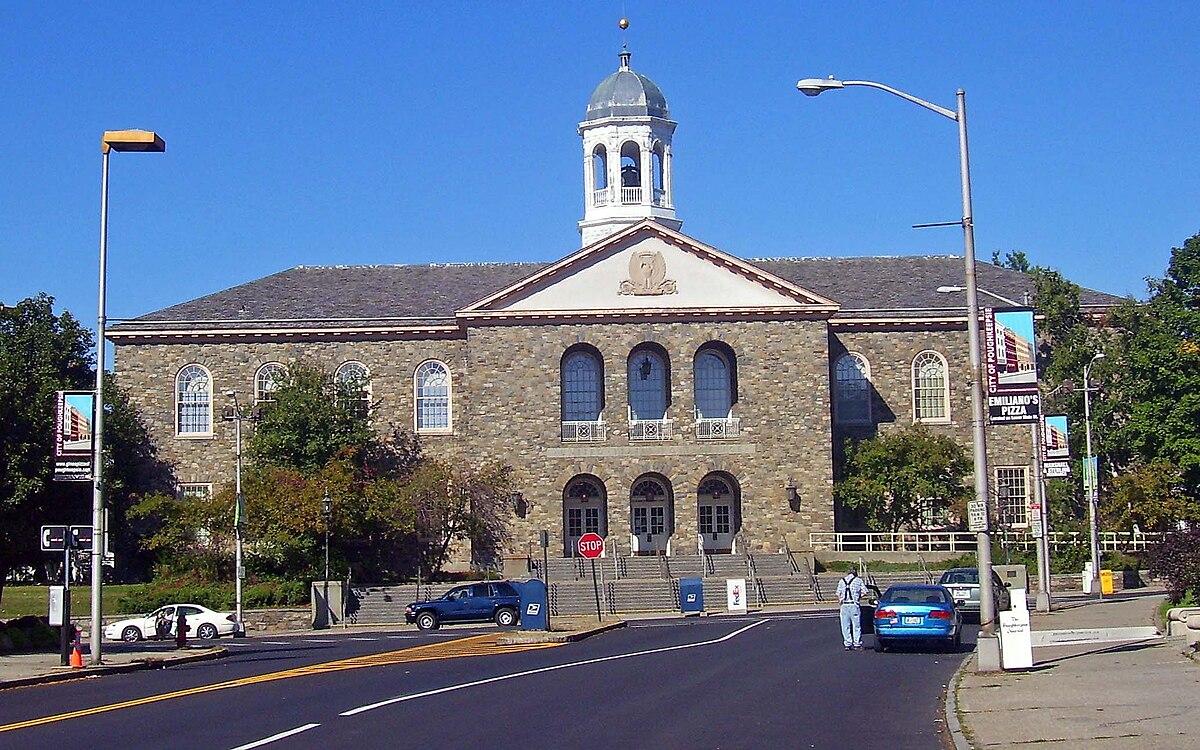 1200px Poughkeepsie%2C NY%2C post office - Us Post Office Kew Gardens Ny
