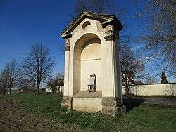 Poutní cesta Boleslav, 30. kaple - Svatojakubská (Podolanka).jpg