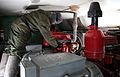 Power supply truck for the S-300V - interior.jpg