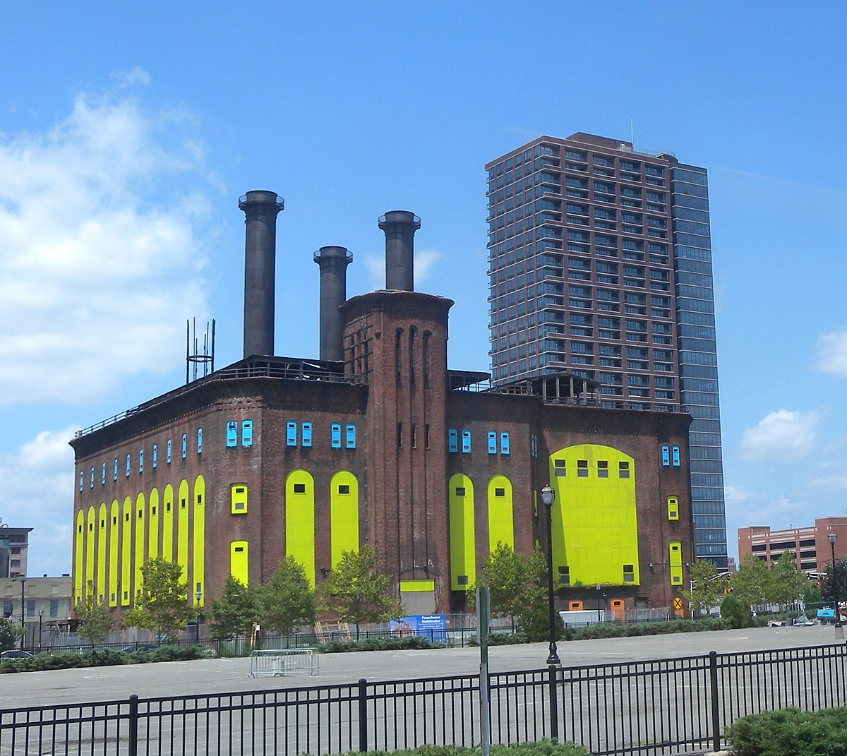 Powerhouse Arts District, Jersey City