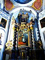 Prag, Hradschin – St. Georgs Basilika Innenaufnahme - Bazilika sv.Jiří uvnitř - panoramio.jpg