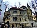 Prag - Klausensynagoge, Zeremoniensaal - lausová synagoga, Obřadní síň - panoramio.jpg