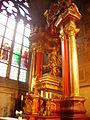 Prag Dom St. Vitus Innen Seitenaltar.JPG