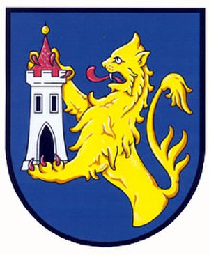 Kunratice (Prague) - Image: Prague Kunratice Co A CZ