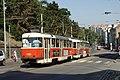 Praha, Vinohrady, Francouzská, tramvaj 7159.jpg