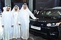 Premier Motors Abu Dhabi Unveils The All-New Range Rover Sport (8957719936).jpg
