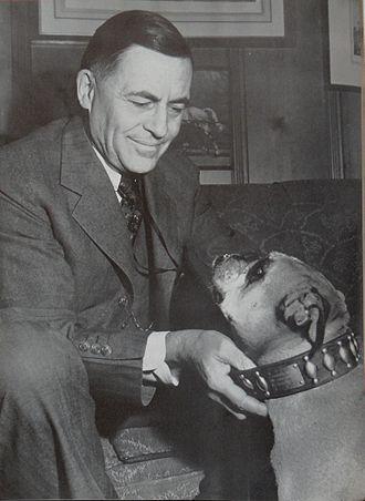 Alexander Grant Ruthven - Ruthven from 1948 Michiganensian