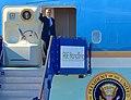 President Barack Obama lämnar Sverige 06.jpg