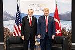 President Donald J. Trump at the G20 Summit (45233173485).jpg