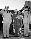 President Truman Arriving in Honolulu on the Way to Wake Island.jpg