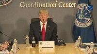 File:President Trump receives a FEMA briefing on hurricane season.webm