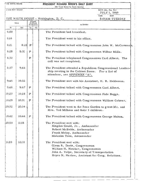 File:Presidential Daily Diary, compiled 07-1969.pdf