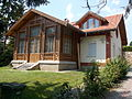 Press house. Listed ID 734. - 32, Máriavölgy Rd., Öreghegy, Székesfehérvár, Fejér county, Hungary.JPG