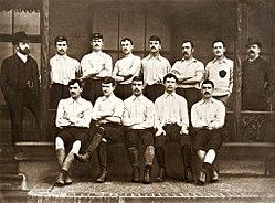 Bytte namn till motherwell football club
