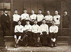 English Football League - Preston North End FC, the first champions in 1888