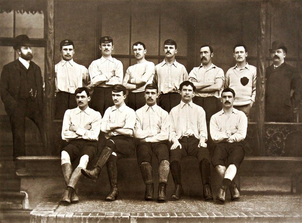 Preston north end 1888
