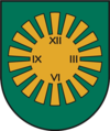 Coat of arms of Priekuļi Municipality