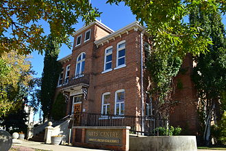 Prince Albert, Saskatchewan - Prince Albert Arts Centre