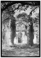 Prince William's Parish Church (Ruins), Sheldon, Beaufort County, SC HABS SC,7-SHELD,1-3.tif