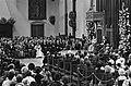 Prinsjesdag koningin Juliana leest de Troonrede in Ridderzaal, overzicht Ridder, Bestanddeelnr 923-8434.jpg