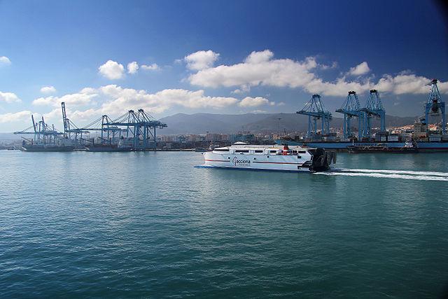 Puerto Bahía de Algeciras