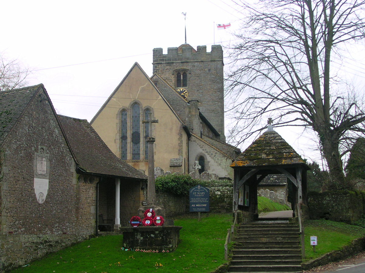 North Country Ford >> Pulborough - Wikipedia