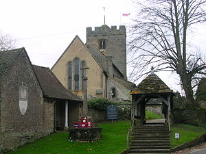 Pulborough - Image: Pulborough Church