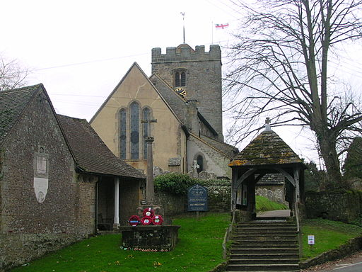 Pulborough Church