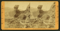 Pulpit Rock, mouth of Echo Canyon, looking west, by Muybridge, Eadweard, 1830-1904.png