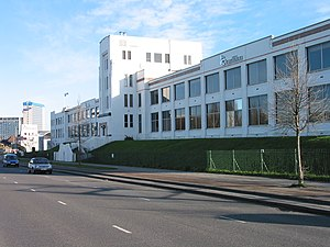 Wallis, Gilbert and Partners - Pyrene Building, Great West Road, Brentford, Middlesex.