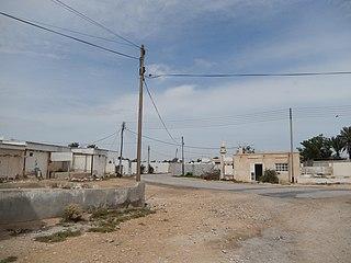 Al Utouriya Village in Al-Shahaniya, Qatar