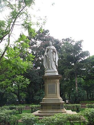 Statue of Queen Victoria, Bangalore - Statue of Queen Victoria, Bangalore