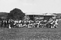 Queensland State Archives 5737 Mission conducted by Seventh Day Adventists Mona Mona June 1931.png