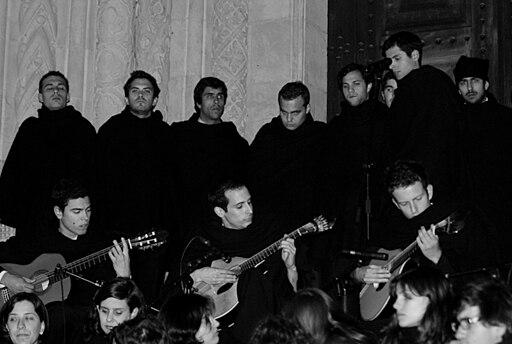 Fado do Coimbra: Fado-Gruppe Rapsódia (2010)