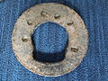 Quoit - adult male's weight with weight adjustment on the underside.JPG