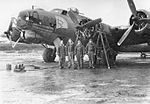 RAF Deenethorpe - 401st Bombardment Group B-17G Fancy Nancy IV.jpg
